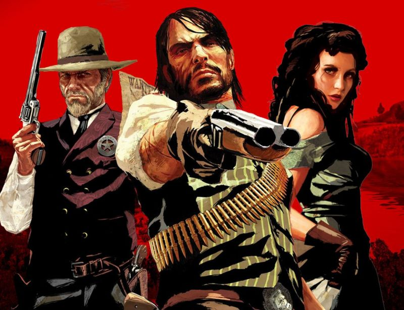 Red Dead Redemption. (Image Courtesy: GameSpot)