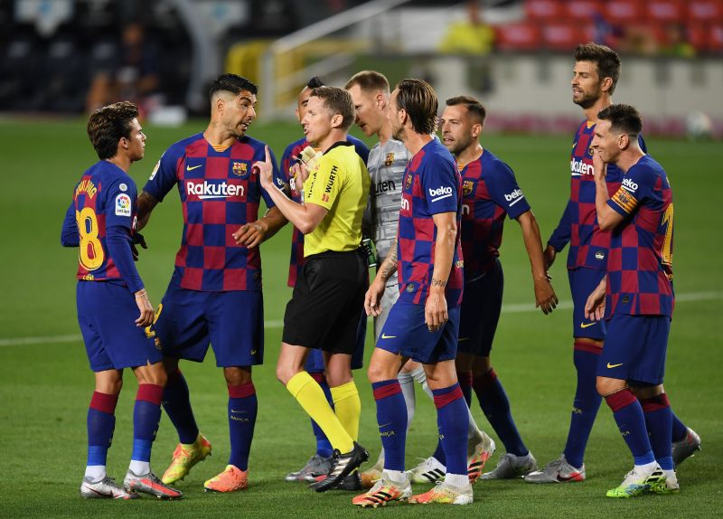 Barcelona has had its fair share of issues with VAR