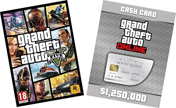 GTA 5 on the PlaystatioN store