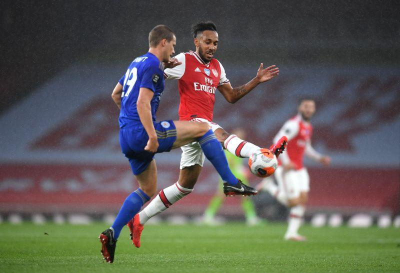 No Arsenal player has blocked more shots than Pierre Emerick-Aubameyang