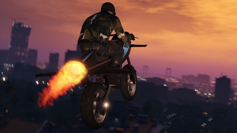 GTA Online has been plagued with griefers in Freem