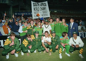 Down Memory Lane The 1992 Cricket World Cup