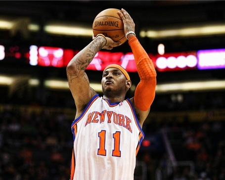 Melodrama laid to rest: Carmelo Anthony traded to New York Knicks