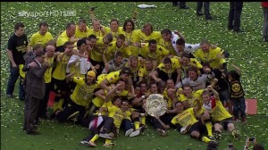 Borussia Dortmund; shaking things up in the Bundesliga.