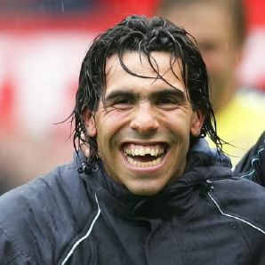 Laughing his way to Inter Milan ... is he or is he not ???