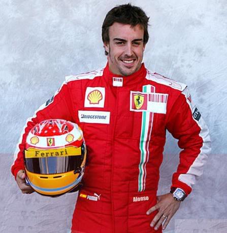 Fernando Alonso: Winner at Silverstone