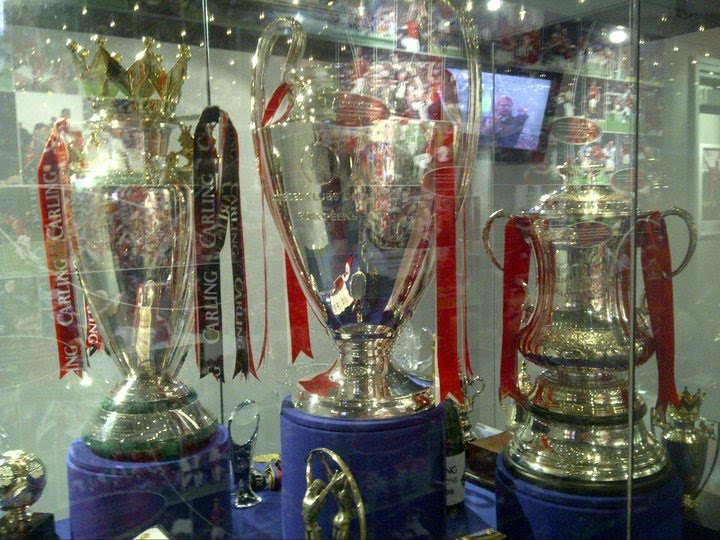 That Helped Continue A Spell Of Utter Dominance English Football As The Titles And Awards Flowed To Old Trafford Trophy Cabinets
