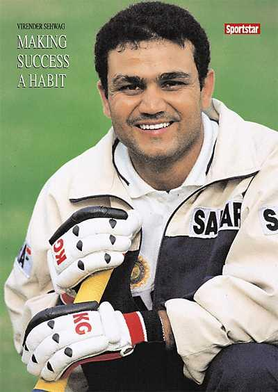 Virender Sehwag: India's new-found success story