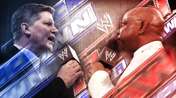 Image result for wwe general managers