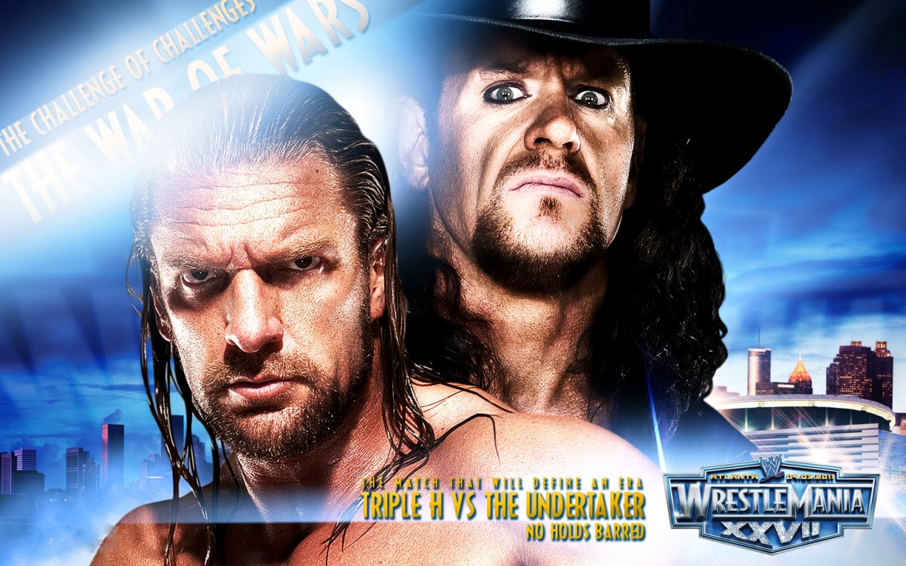 Wrestlemania Classics: Undertaker vs Triple H, Wrestlemania 27