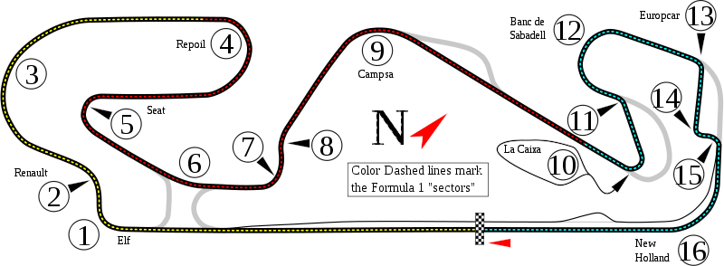 GP ESPAÑA - BARCELONA GP 28/02/2018 Circuit-de-catalunya