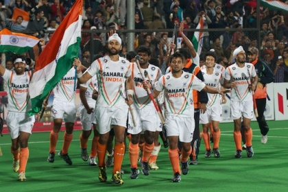 promoting indian hockey to previous glories The north and south korean ping pong pals separated smiles as korean ice hockey teams meet jump to media the two friends led their team to sporting glory and.