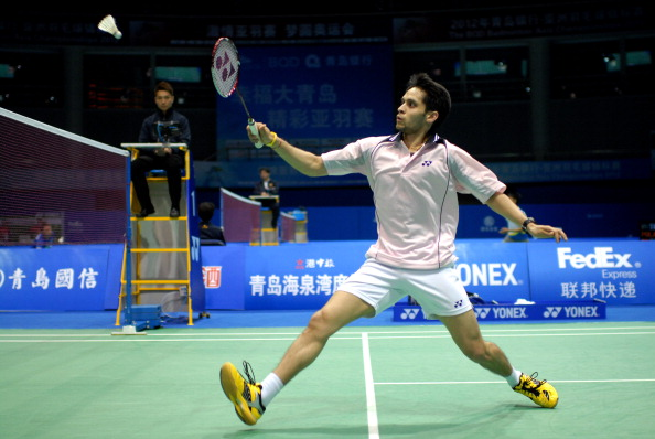 2012 Badminton Asia Championships - Day One