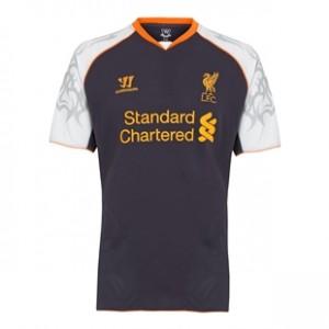 Liverpool Kits for 2012/2013 Season
