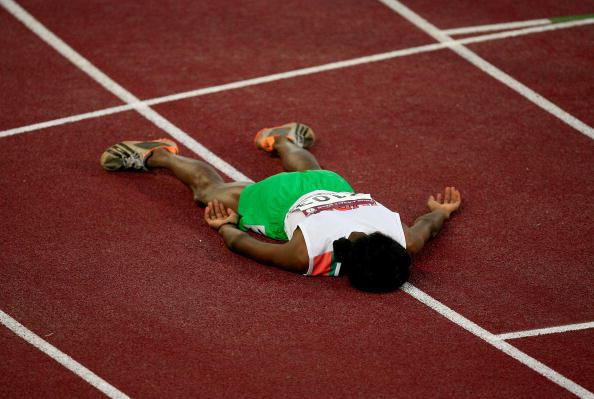 15th Asian Games Doha 2006 - Athletics