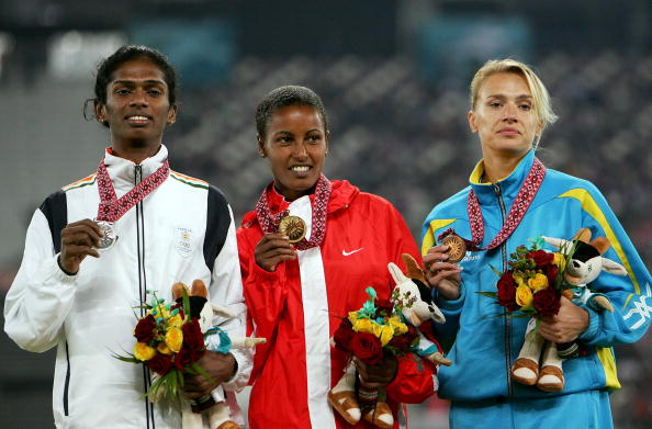 15th Asian Games Doha 2006 - Athletics Women