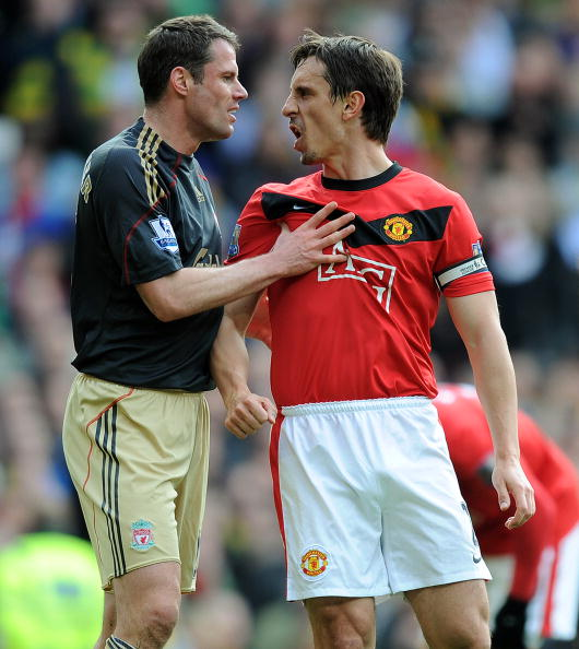 Liverpool Vs Man Utd U19s Result: Football's Greatest Rivalries: Part 1