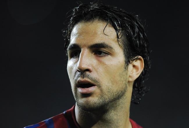 Cesc Fabregas Profile Picture