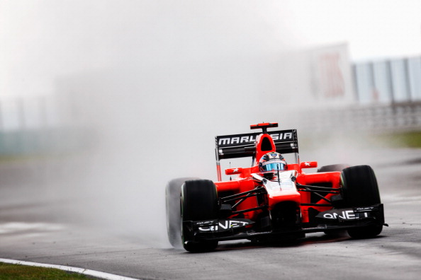 Marussia to use Williams KERS unit in 2013