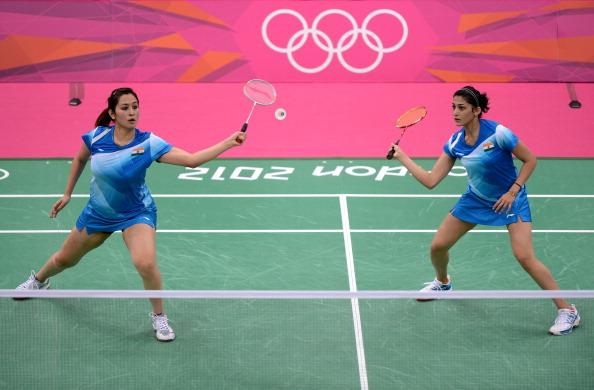 Olympics Day 1 - Badminton