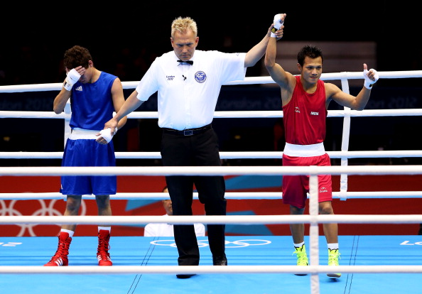 Olympics Day 4 - Boxing