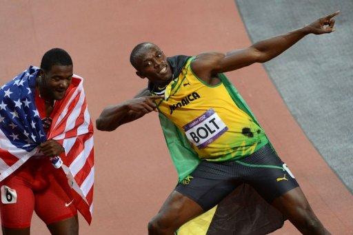 Gold medalist Jamaica