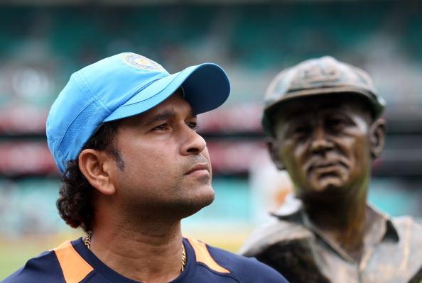 Australia v India - Tri-Series Game 10