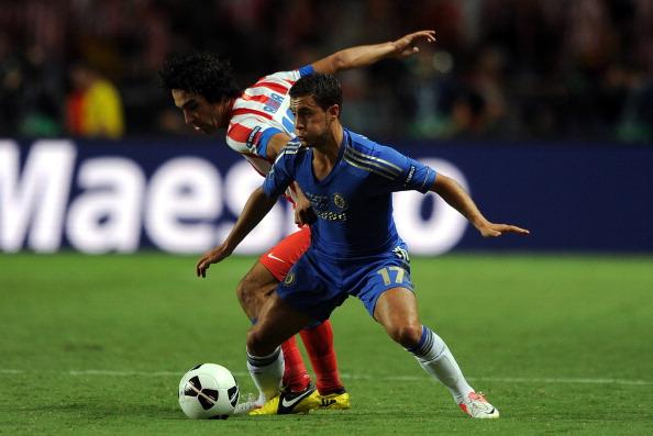 Chelsea v Atletico Madrid - UEFA Super Cup