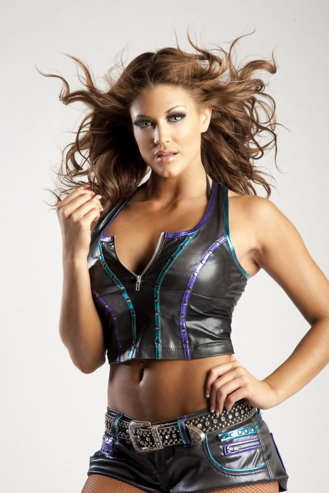No 8 Hottest Divas In Wwe History Eve Torres