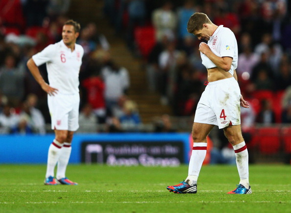 England v Ukraine - FIFA 2014 World Cup Qualifier