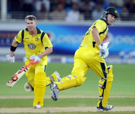 Australia Floor Pakistan In Third Twenty20