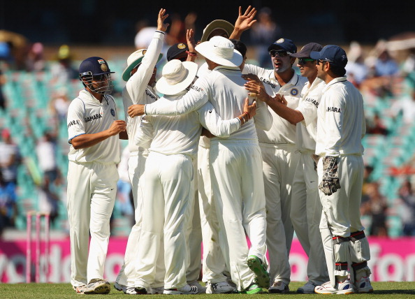 Australia v India - Second Test: Day 1