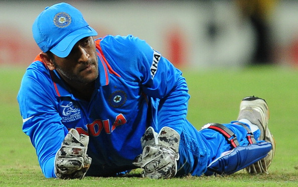 ms dhoni from captain cool to captain cold