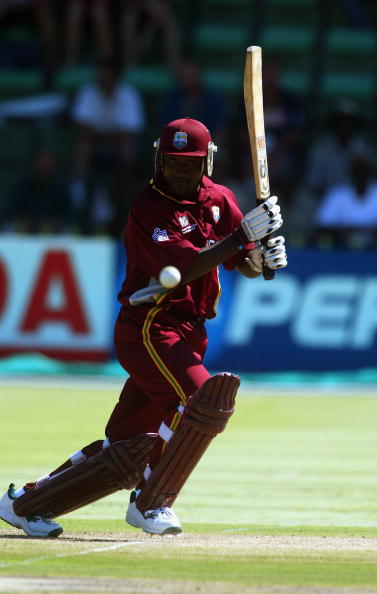 Carl Hooper of the West Indies