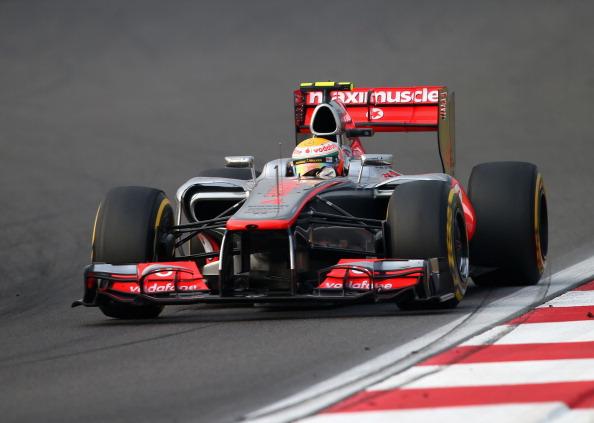 Boost to partner with McLaren F1 team