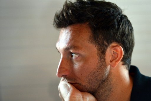 Australia's five-time Olympic gold medallist Ian Thorpe, pictured in London, in July