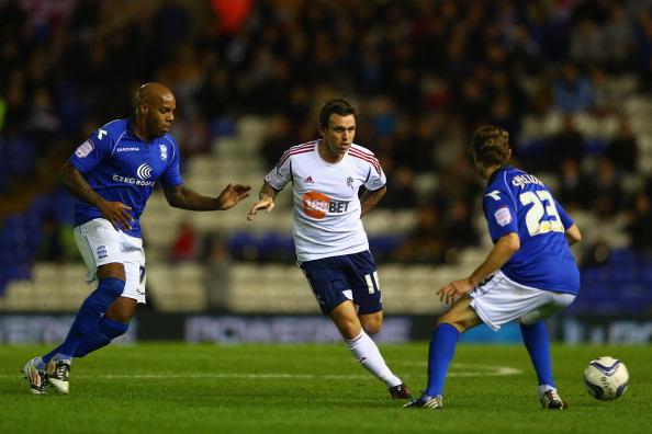 Birmingham City v Bolton Wanderers - npower Championship
