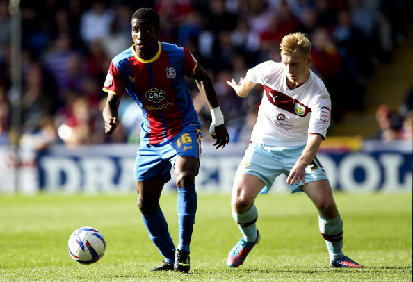 Crystal Palace v Burney - npower Championship
