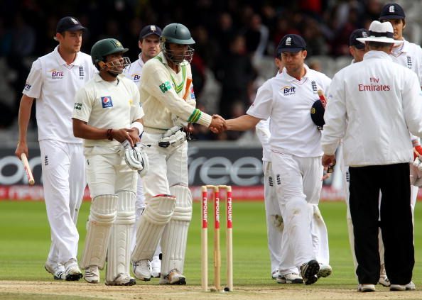 England v Pakistan: 4th Test - Day Four