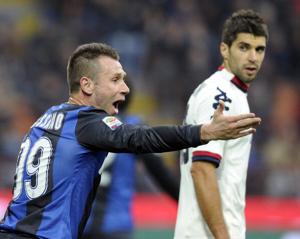 FC Internazionale Milano v Cagliari Calcio - Serie A