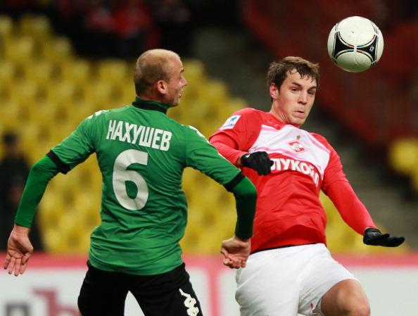 FC Spartak Moscow v FC Krasnodar - Premier League