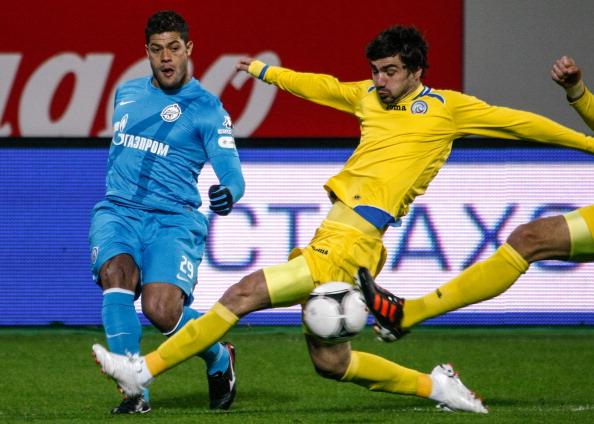 FC Zenit St. Petersburg v FC Rostov - Premier League