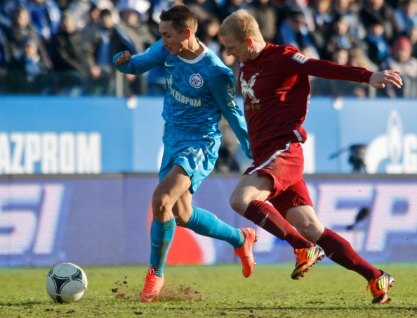 FC Zenit St. Petersburg v FC Rubin Kazan - Premier League