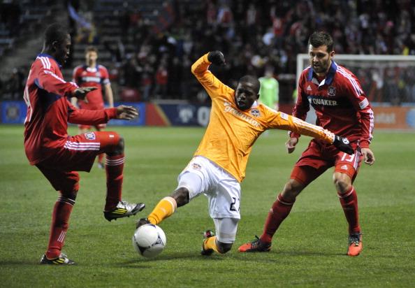 Houston Dynamo v Chicago Fire - Knockout Round