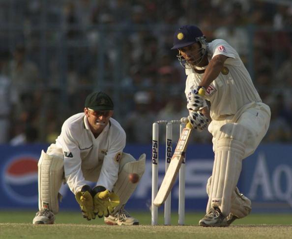 India v Aust X Laxman