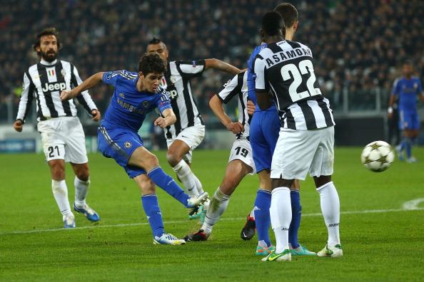 Juventus v Chelsea FC - UEFA Champions League
