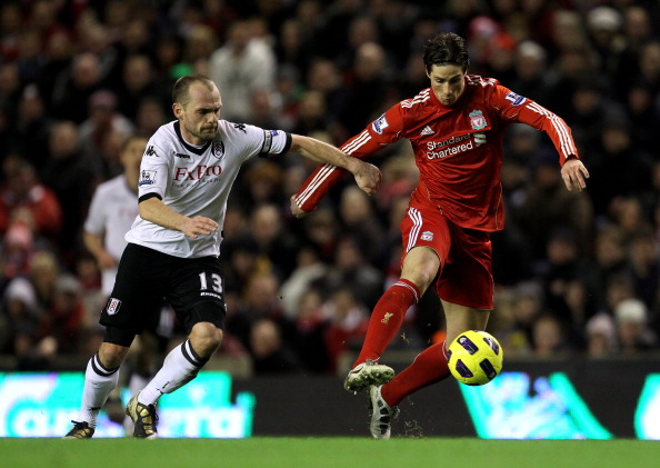 Liverpool v Fulham - Premier League