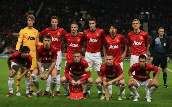 Manchester United FC v SC Braga - UEFA Champions League