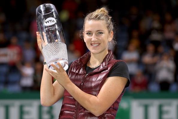 TEB BNP Paribas WTA Championships - Istanbul 2012: Day Five
