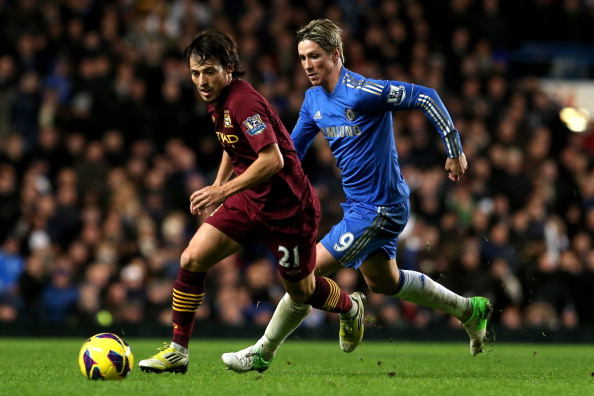 Chelsea Vs Manchester City 2012: Chelsea Vs Manchester City: Match Review